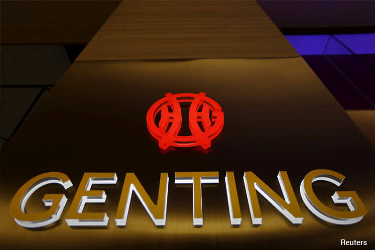 Genting Malaysia downgraded to neutral at Goldman; price target RM3.60