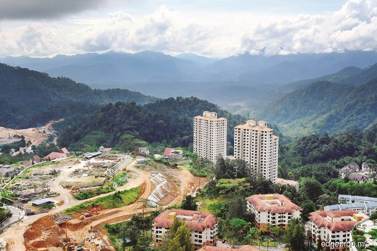 New development vibrancy at Genting Highlands