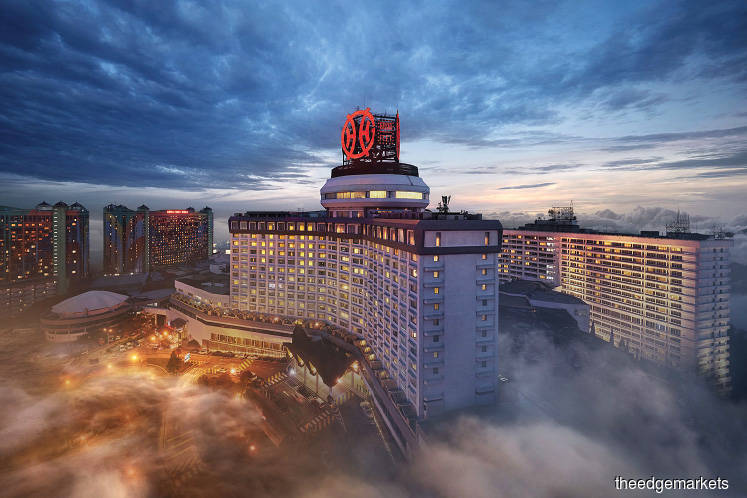 Genting targeting a total of US$4b for RWLV construction