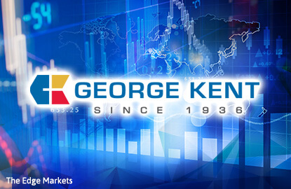 Stock With Momentum:  George Kent (M)