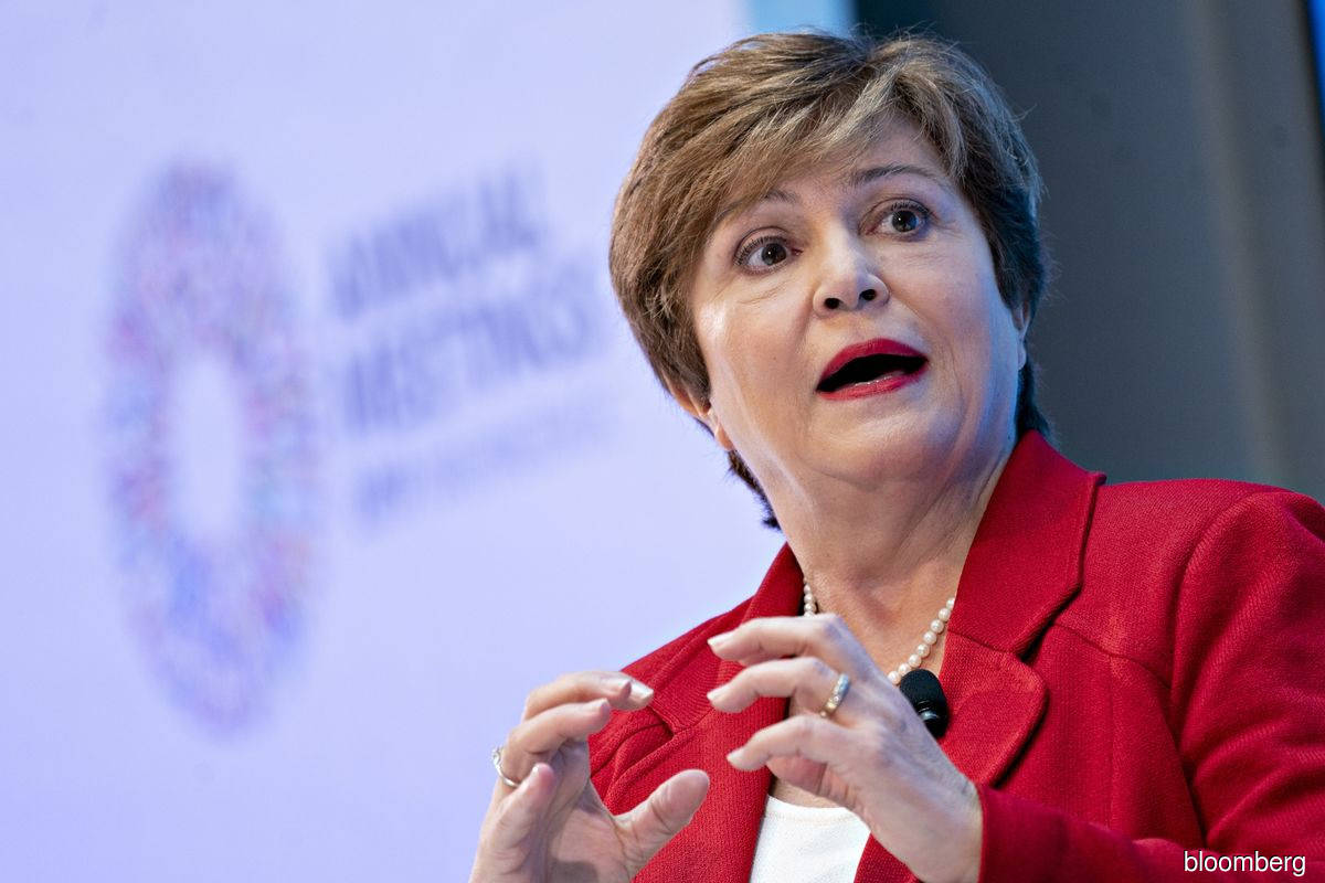 IMF chief Georgieva's lawyer claims data probe violated World Bank staff rules