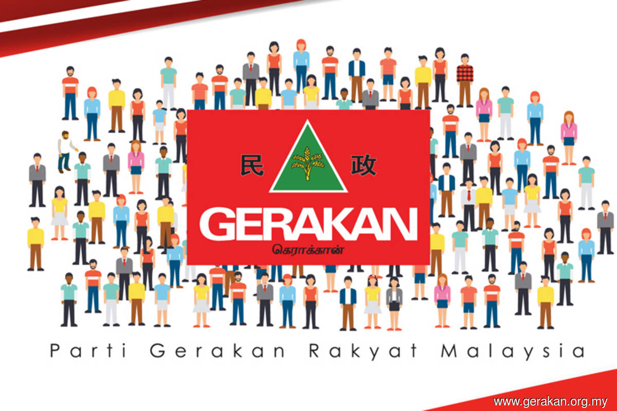 Gerakan wants to contest more seats in GE15