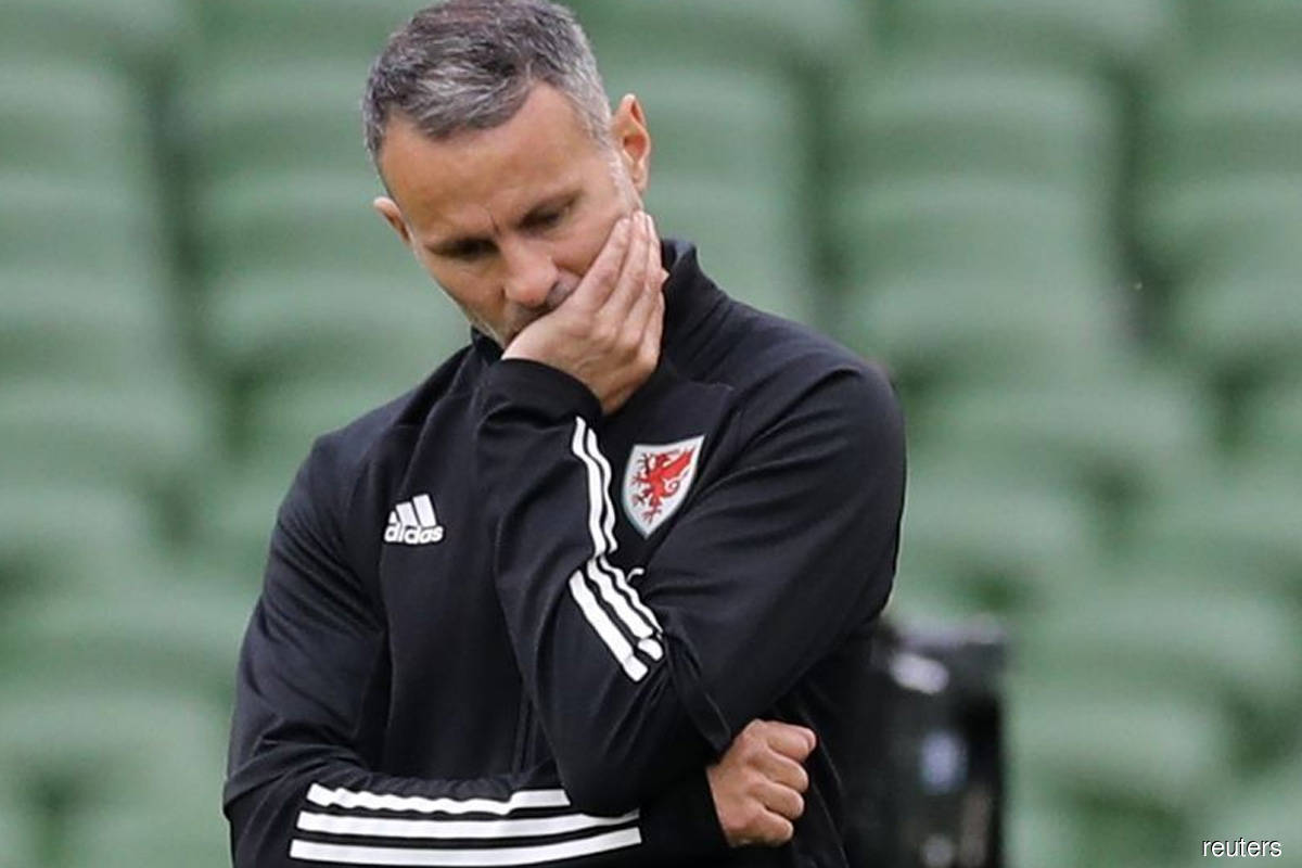 Wales manager Giggs arrested on suspicion of assault — reports