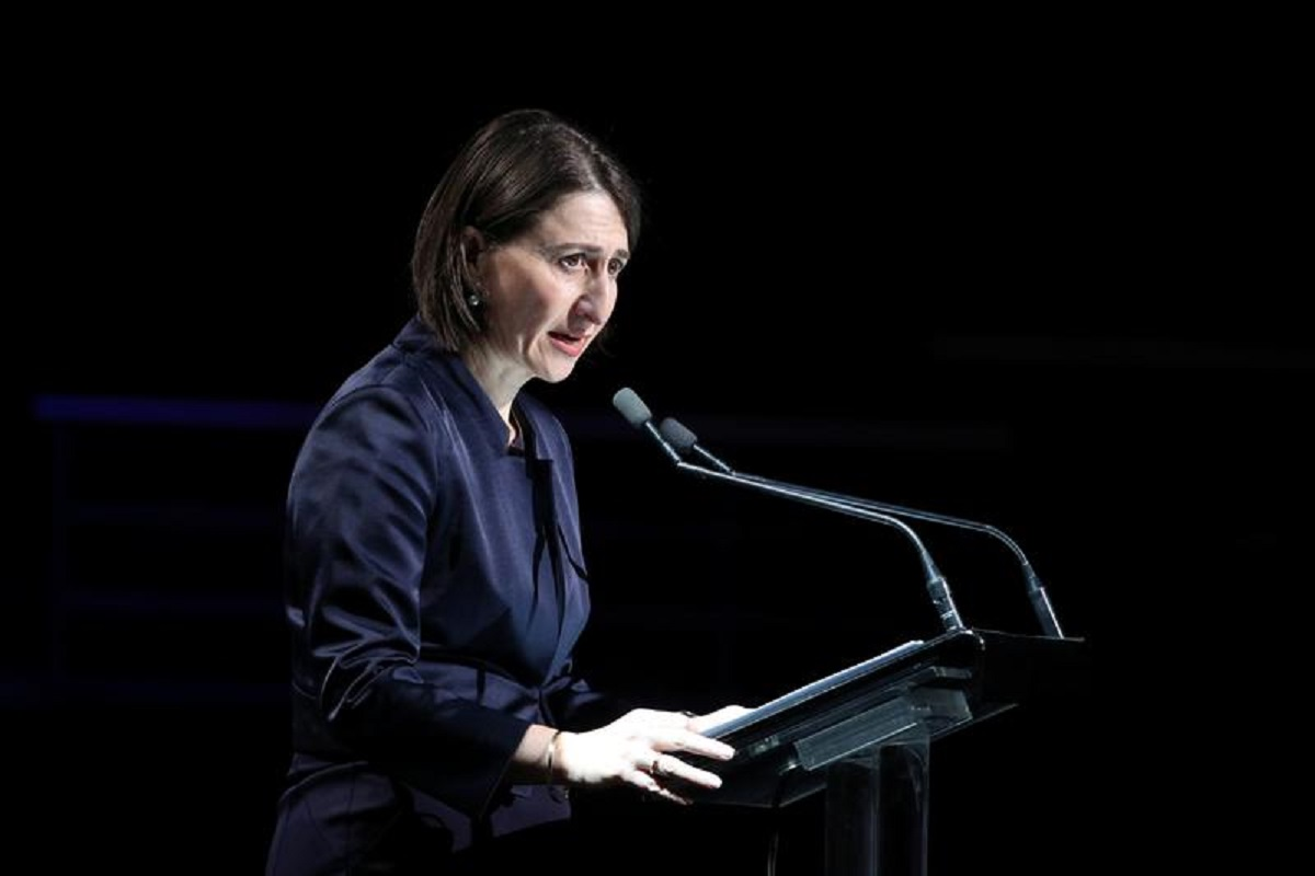 Berejiklian: It is necessary to ensure that we keep our economy moving, we keep jobs going, and that people feel more confident in 2021 about their livelihoods and their jobs.