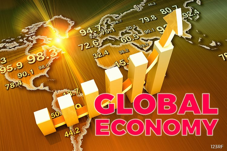 Goldman, Morgan Stanley see signs world economy is bottoming out