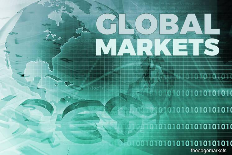 Asian shares climb on prospects of trade progress, low rates