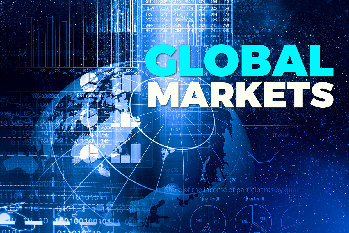 Stocks climb as Treasuries stabilise