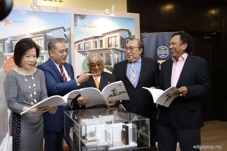 Glomac's 121 Residences Tower A achieves above 90% take-up
