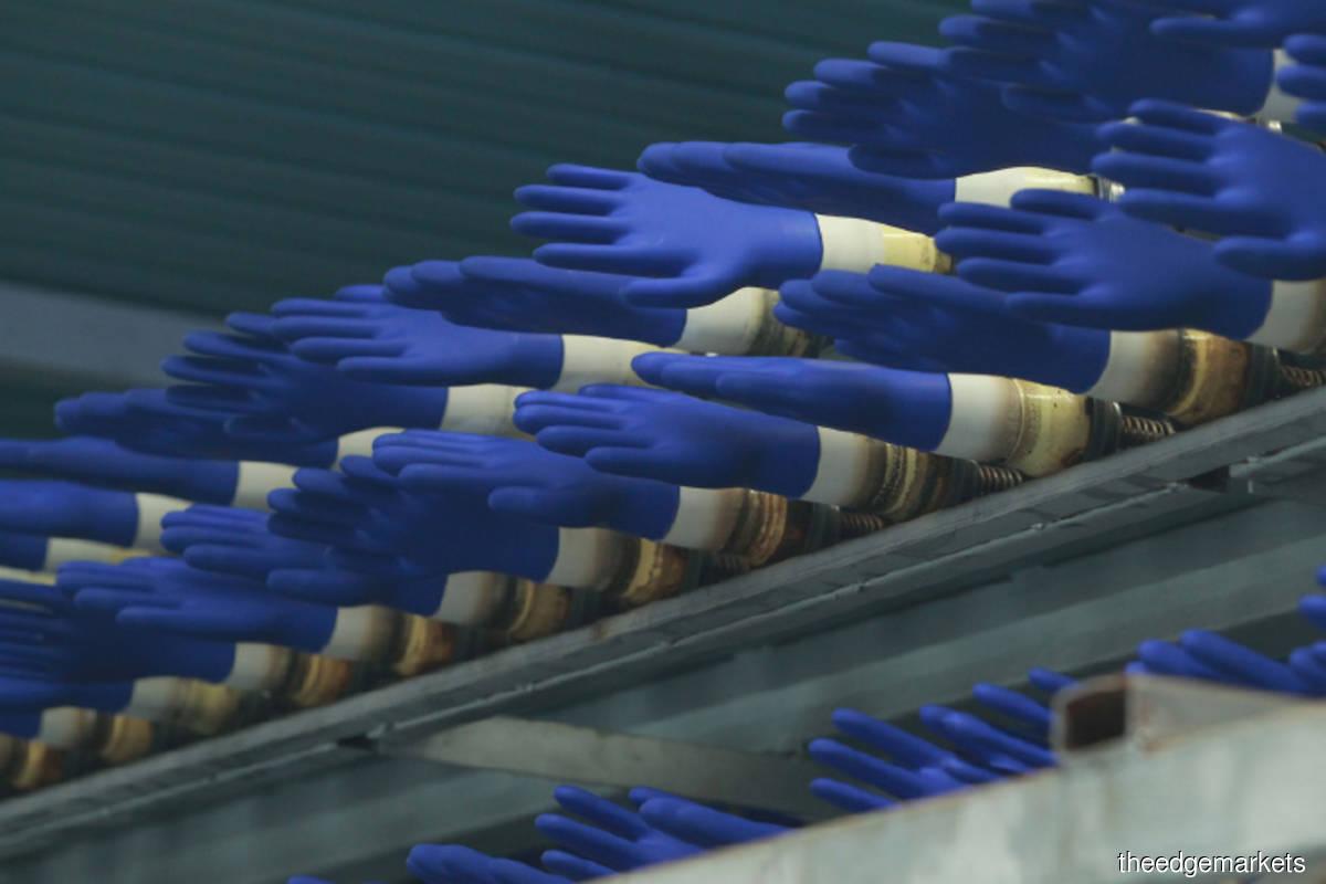 How valuable are glove stocks on Bursa?
