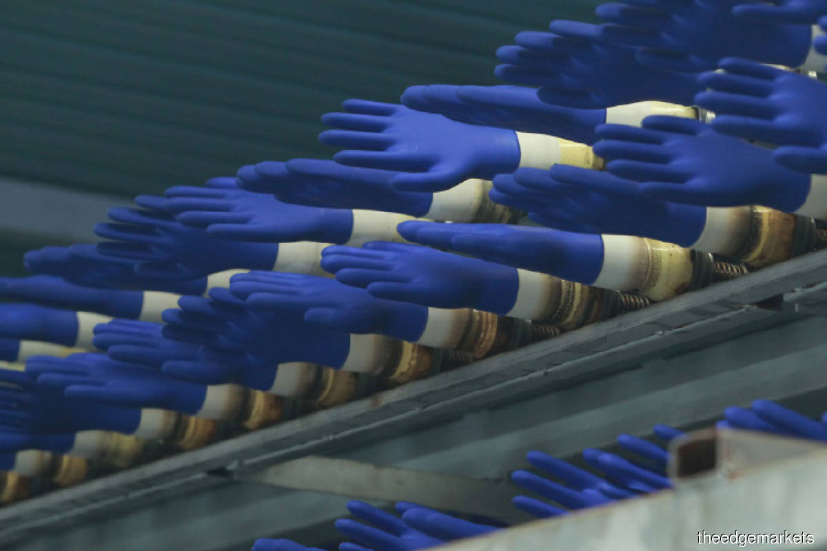 Suppressed valuations now unfavourable for glove listings