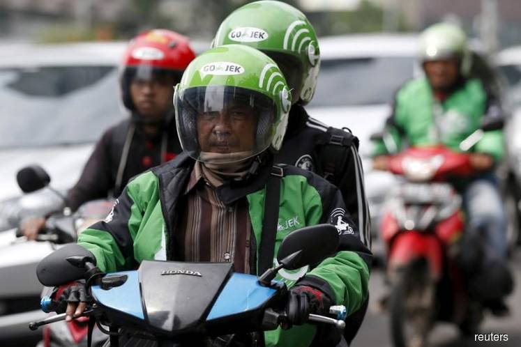 Cabinet to consider motorcycle ride-hailing service, Go-Jek