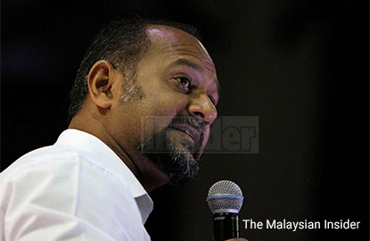Find out if there's Najib charge sheet first before going after informant, says Gobind