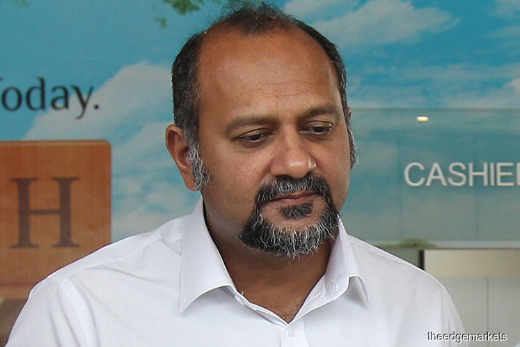 Gobind Singh instructs full probe on ADAX project