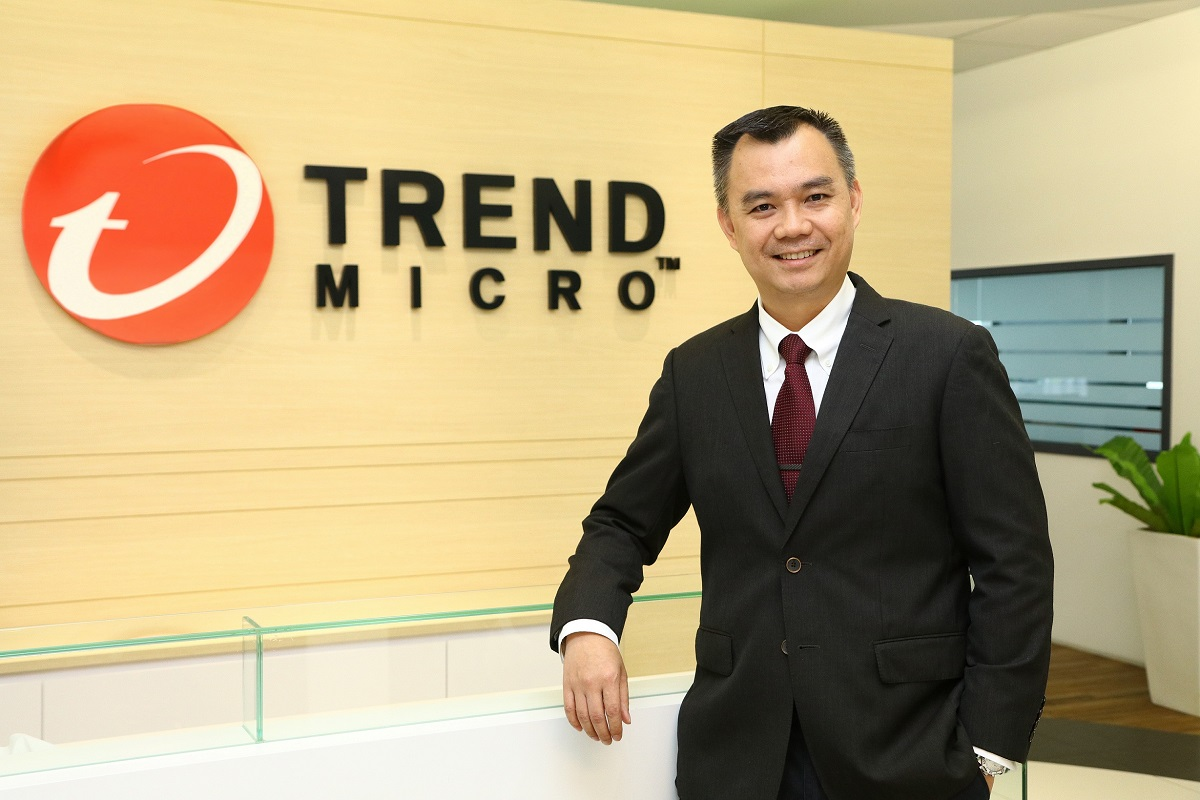 Trend Micro Malaysia and Nascent Countries managing director Goh Chee Hoh (Photo by Trend Micro)