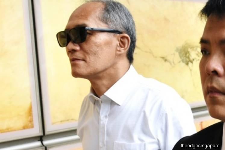Penny stock crash scandal's 'treasurer' sentenced to three years' jail