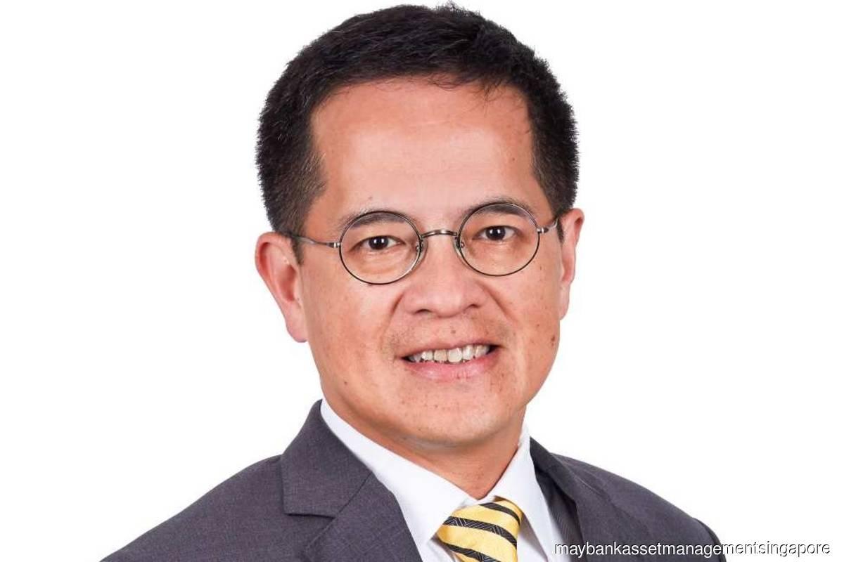 MAMS CEO Goh Keat Jin