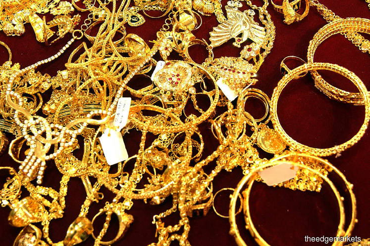 Gold stocks shining bright in the new year