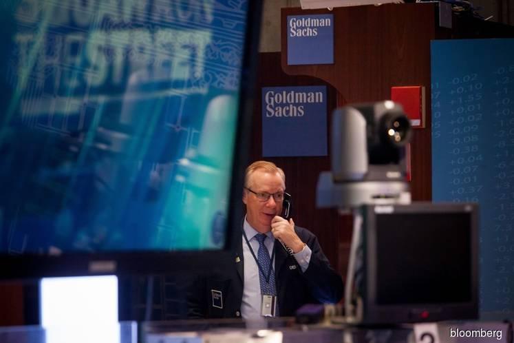 Goldman Sachs and Deutsche Bank have something in common: Elisa Martinuzzi