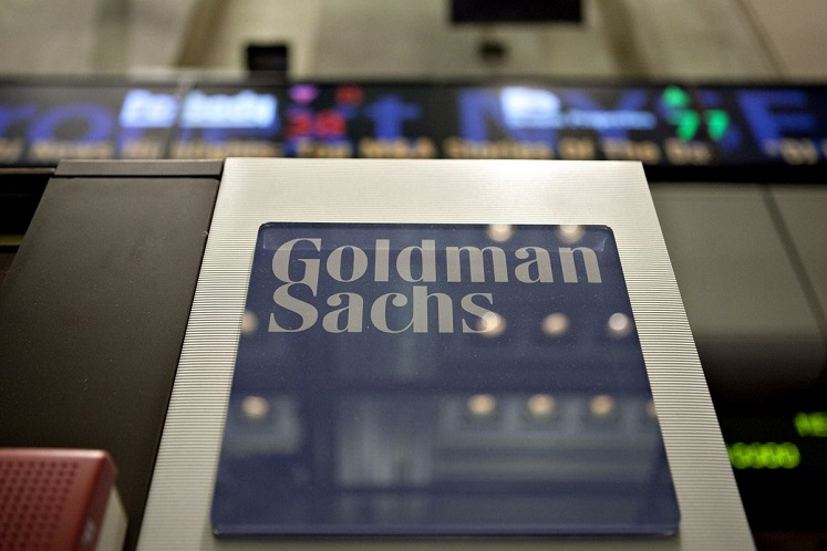 Goldman traders reap US$1b in commodities after oil tumult