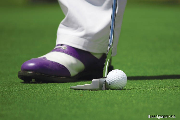 Three men fined, jailed for playing golf during MCO