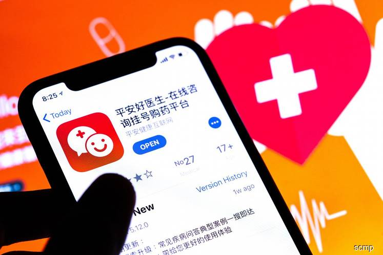 Doctors in Singapore now have a smart assistant backed with AI technology from China's Ping An