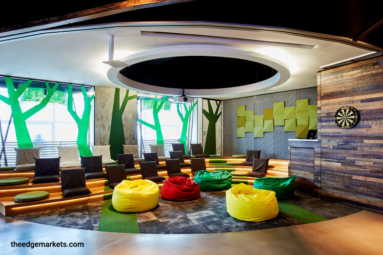 Workspace creative license the edge markets for Office design malaysia