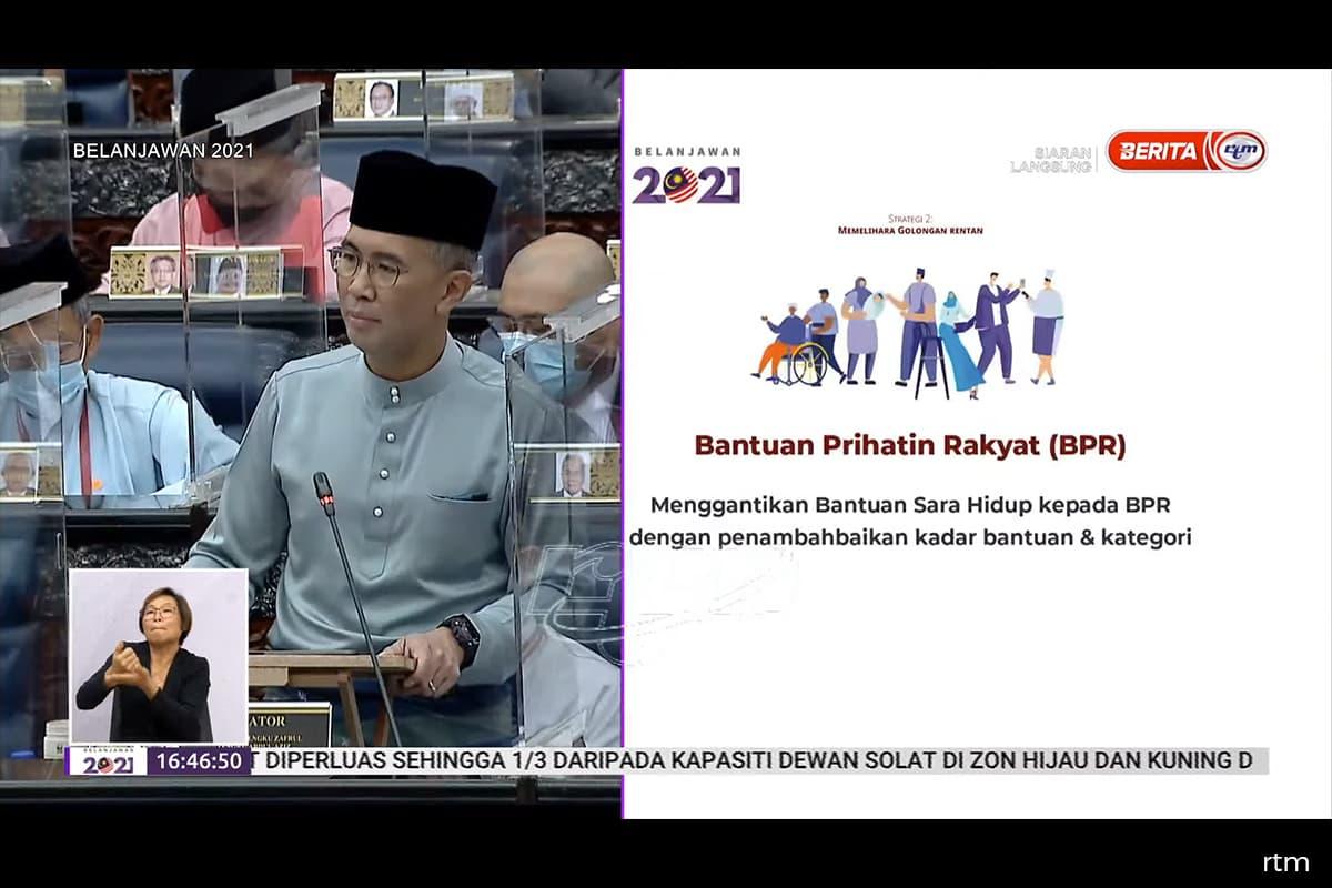 Govt to replace Bantuan Sara Hidup with Bantuan Prihatin Rakyat
