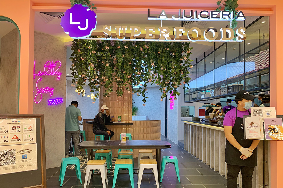 From juices to Superfoods - How La Juiceria was able to expand their digital business with Grab