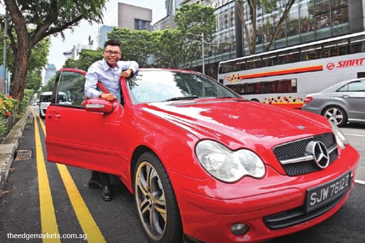 Why there is a 1-in-5 chance your next GrabHitch ride is a luxury car