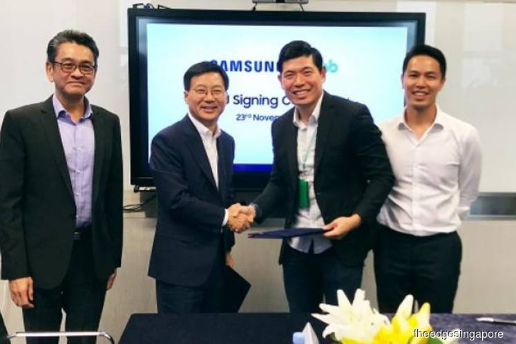 Grab partners Samsung to drive digital inclusion in Southeast Asia