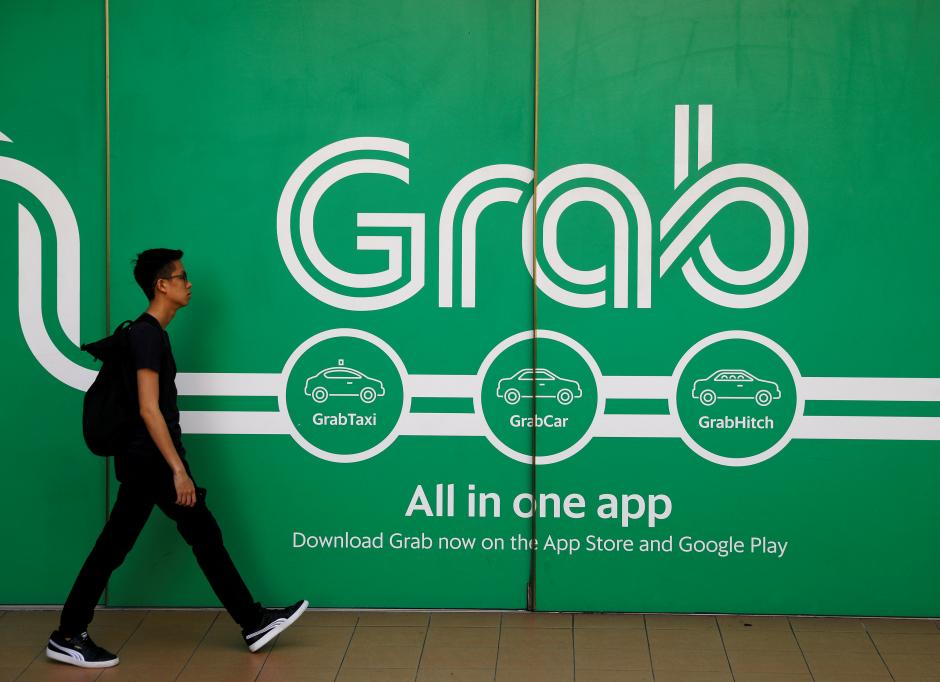 滥用市场主导地位 竞委会建议对Grab开罚8677万