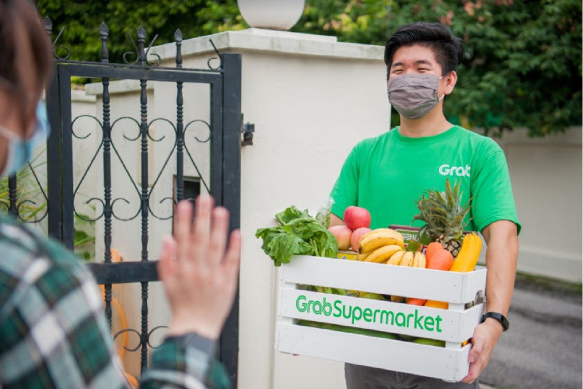 Grab officially launches delivery-only GrabSupermarket in Klang Valley