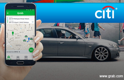 Citi and Grab announce partnership across five AsiaPac markets