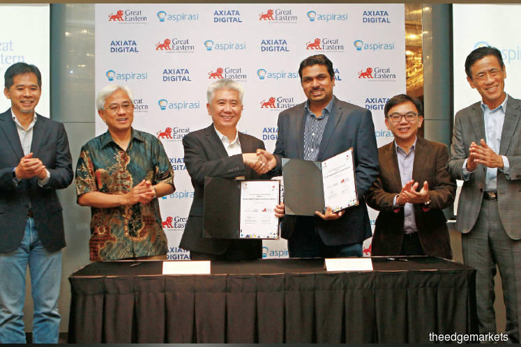 Axiata Digital partners Great Eastern to offer affordable insurance, takaful