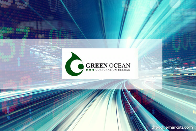 Stock With Momentum: Green Ocean Corp
