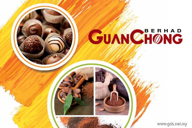 Guan Chong up 5.7% on German chocolate biz buy