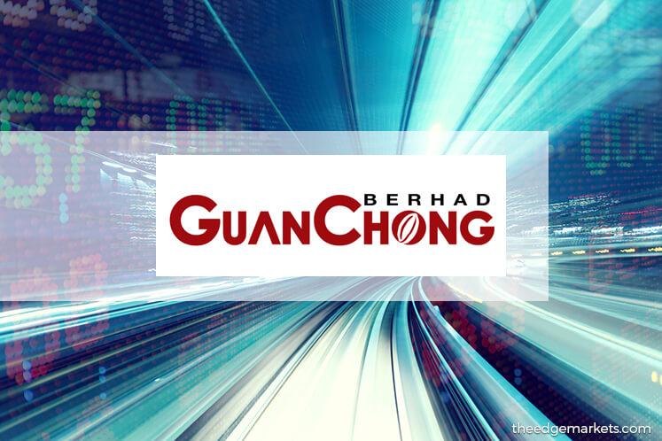 Stock With Momentum: Guan Chong