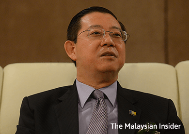 Penang seeks waiver of confidentiality clauses in land reclamation deals