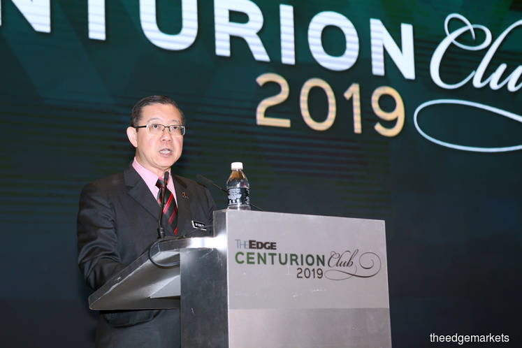 Invest more, govt is by your side, Guan Eng tells businesses