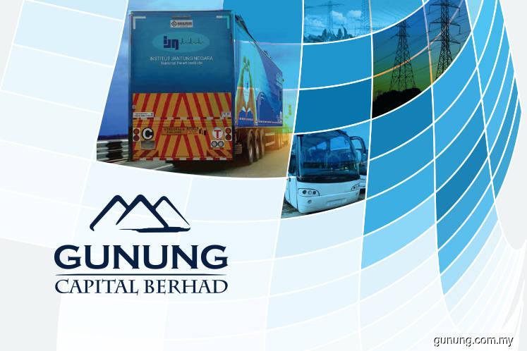 Newsbreak: Gunung Capital may see emergence of new major shareholders