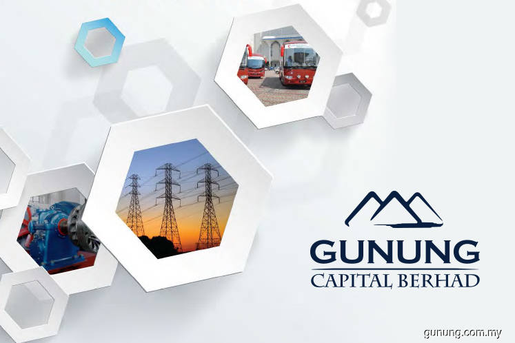 Gunung Capital sees 5% stake traded off market