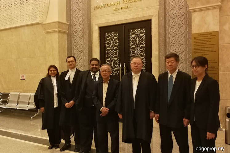 HBA appeals to Federal Court in Kondo Sri Istana EOT case