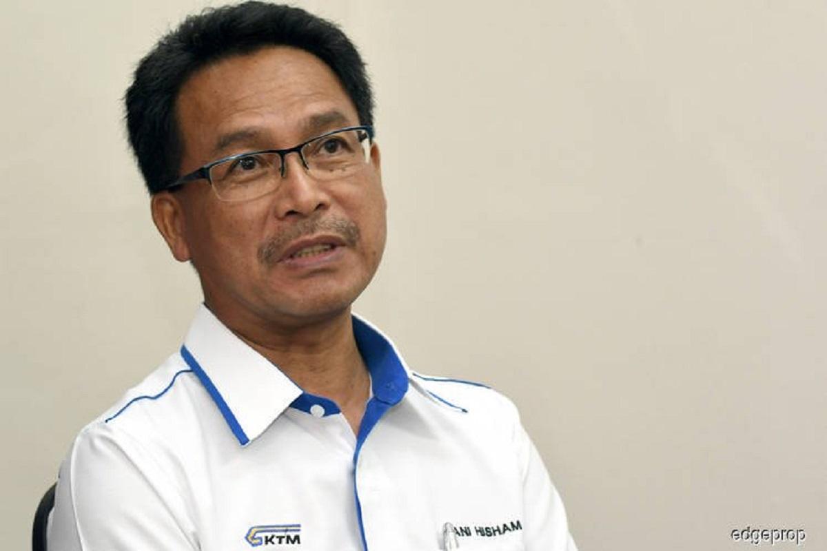KTMB brings back Mohd Rani Hisham Samsudin as CEO effective immediately
