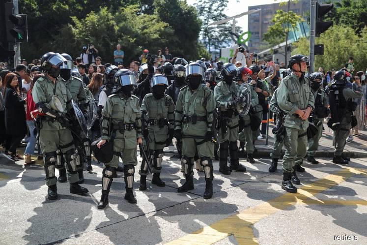 How Hong Kong's keyboard warriors have besieged Wikipedia