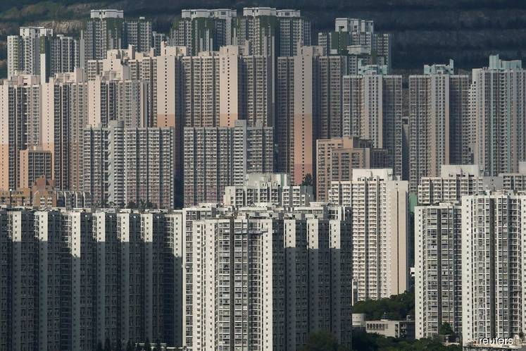 Hong Kong home prices fall for 5th straight month in October
