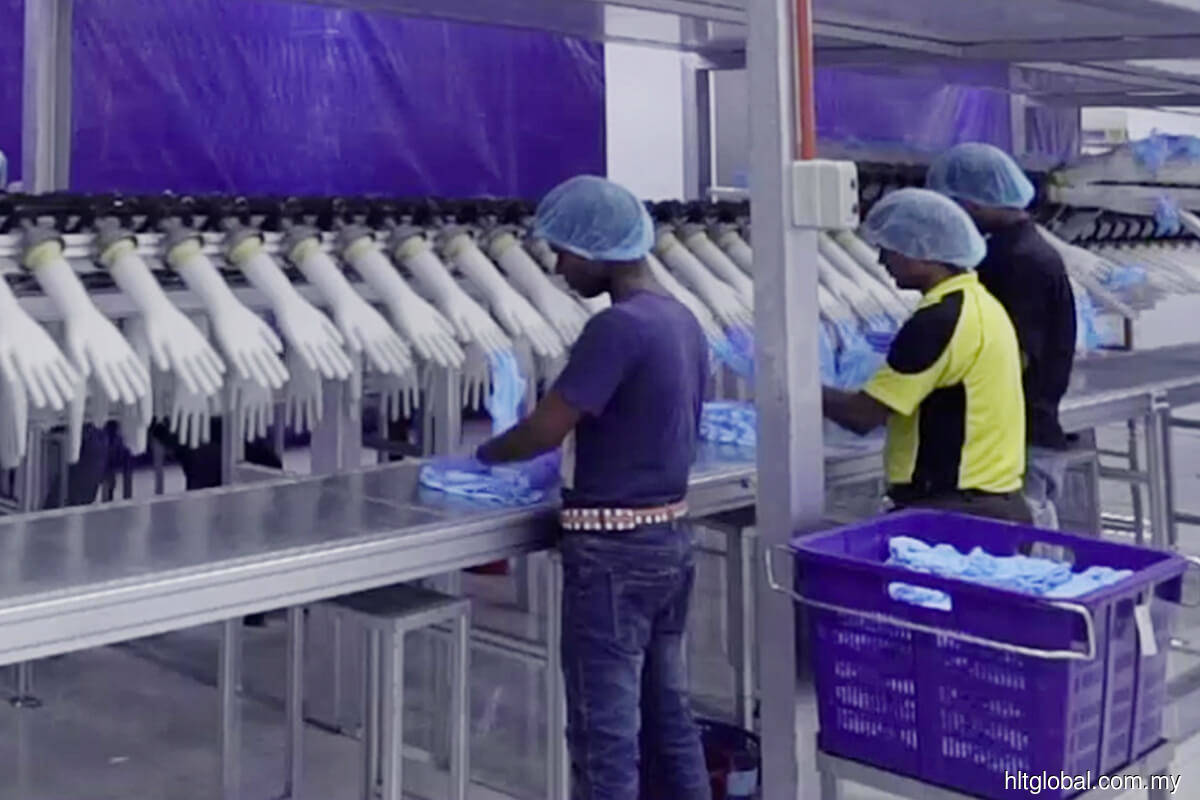 HLT to raise over RM300 mil to fund expansion of glove making business