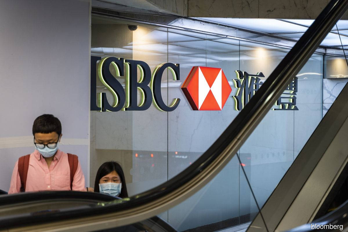 HSBC orders social media blackout after suspect funds report