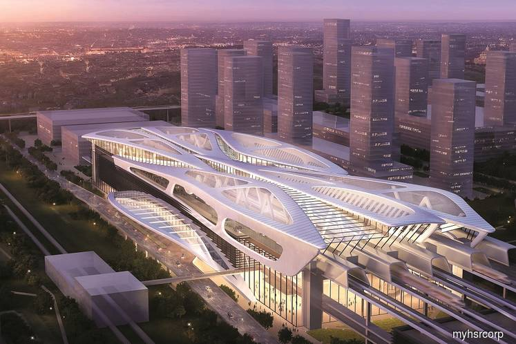 Designs for HSR stations revealed | The Edge Markets