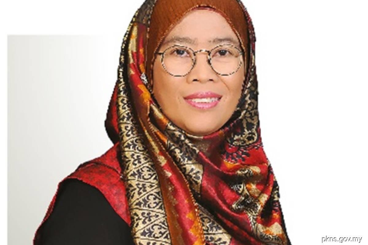 PKNS appoints Siti Zubaidah as new CEO