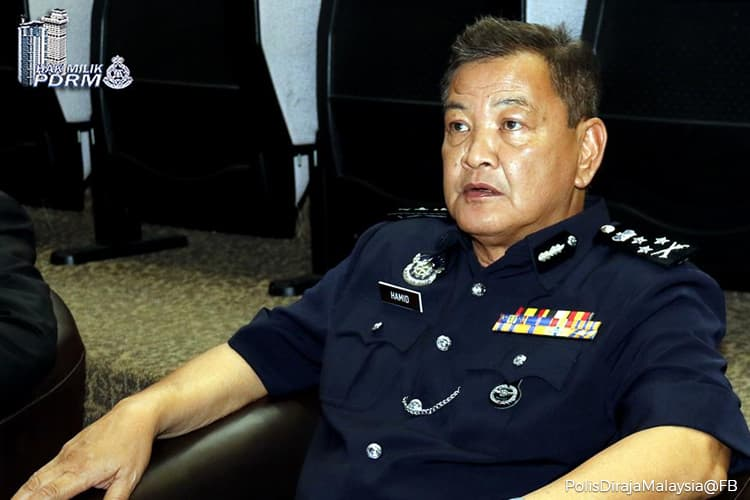 Inform police if you need to travel inter-state, says IGP